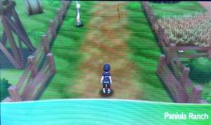 The way into Paniola Ranch.