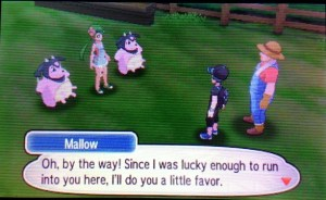 Mallow welcomes you to Paniola Ranch