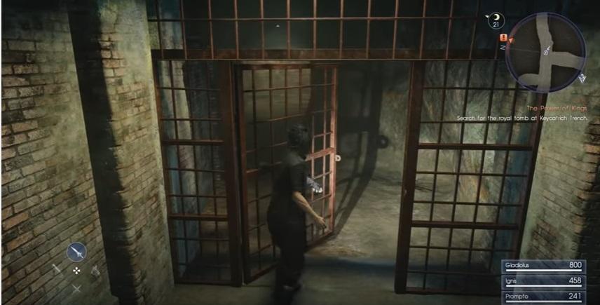 cage-door