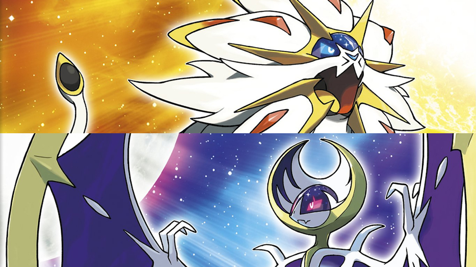 pokemon sun and moon image