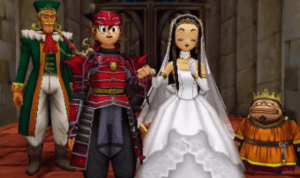 Dragon Quest VIII 3DS - Medea Wedding