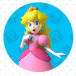 Super Mario Run - Peach