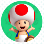 Super Mario Run: Toad