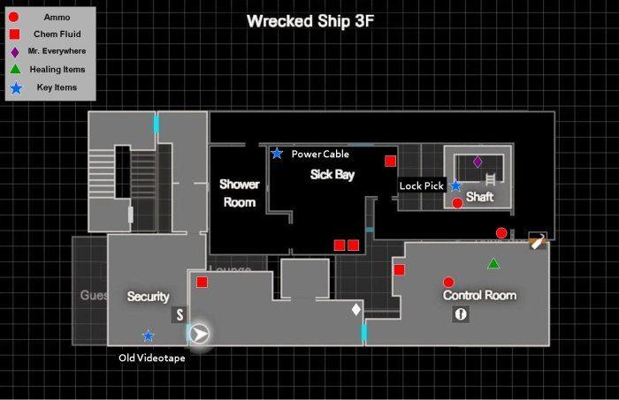 Resident Evil 7 Ship Walkthrough Universalcouncil Info
