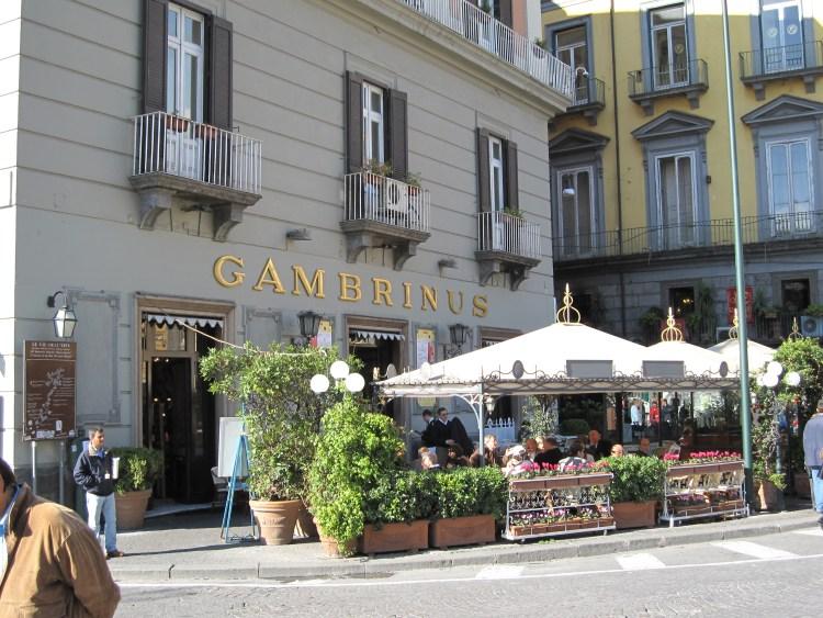 """GRAN CAFFÈ GAMBRINUS """"CAFFÈ ESPRESSO"""