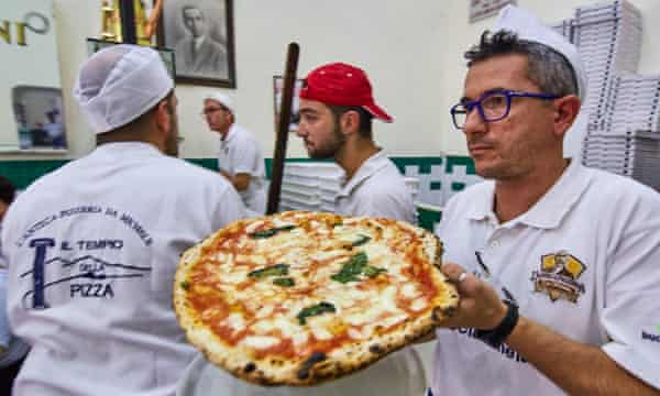 da michele the best pizza in naples
