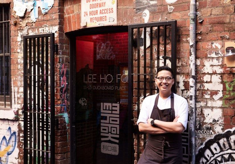 LEE HO FOOK THE NEW STYLE OF CHINESE FOOD IN MELBOURNE