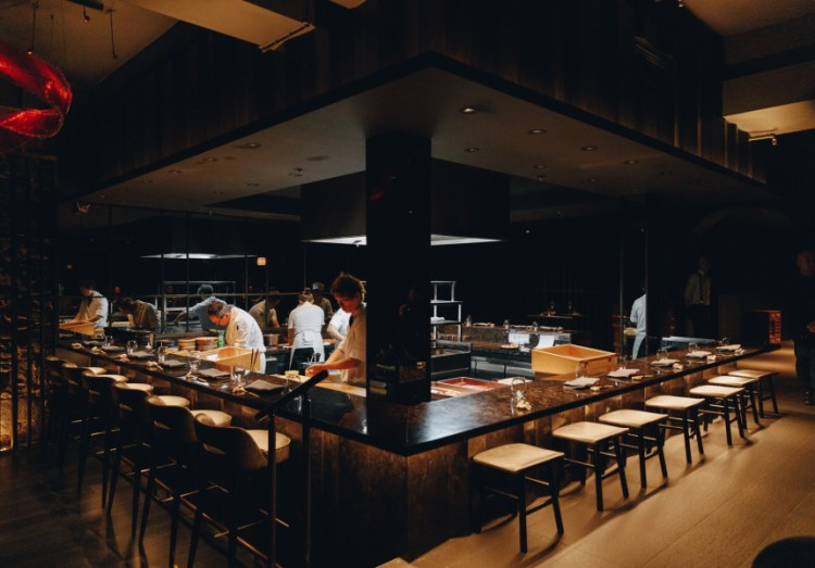 AKAIITO RESTAURANT OMAKASE EXPERIENCE IN MELBOURNE