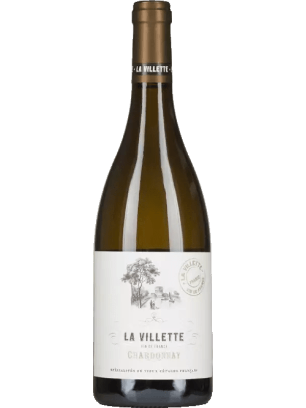 CHARDONNAY MAISON DE LA VILLETTE, FRANCE 2019