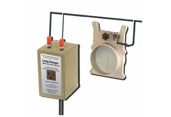 Long Ranger Dust Collector Switch