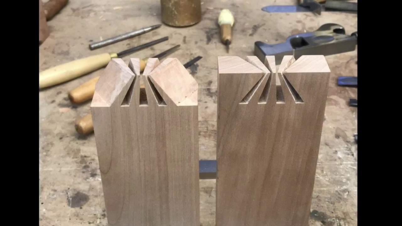Japanese Dovetail Joint The Samurai Carpenter