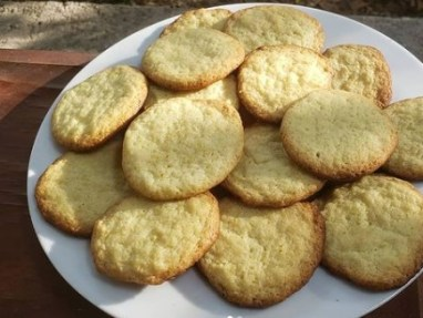Galletitas de limón