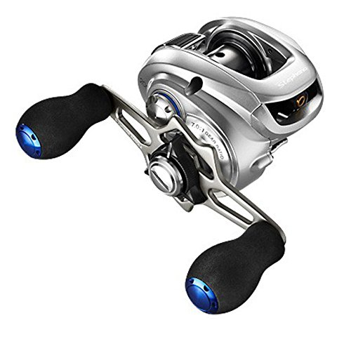 Shimano reel Stefano 200 (right)