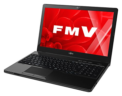Fujitsu laptop FMV LIFEBOOK AH series WA2/Z (Windows 10 Home/15.6 type wide liquid crystal / i7/8 GB memory / approximately 256 GB SSD/Office Home and Business Premium and shiny black) FMVWZA27B_Z135 / Fujitsu direct WEBMART-only model