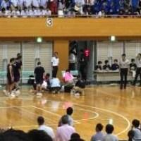 [Basketball] Assault cases where international students at Nobeoka Gakuen hit the referee