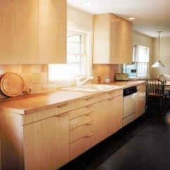 Ash Kitchen Cabinets Black Pull Handles Wood Kansas City