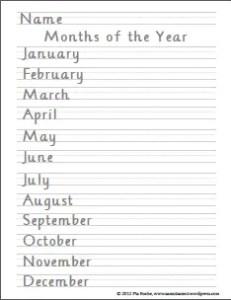 Months 1p