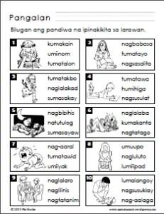 Bilugan ang Tamang Pandiwa_1