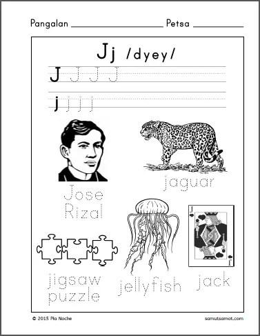 Titik J