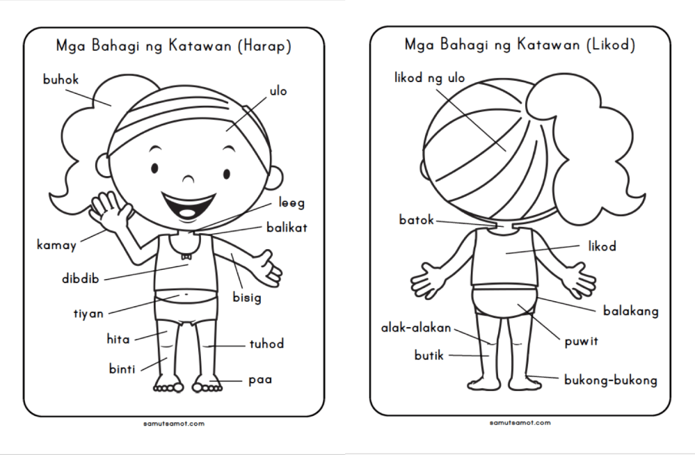 medium resolution of Kayarian Ng Salita Worksheet Samut Samot   Printable Worksheets and  Activities for Teachers
