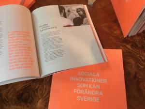 Vi är med bland de 100 sociala innovationer som uppmärksammas på Social Innovation Summit i Malmö.