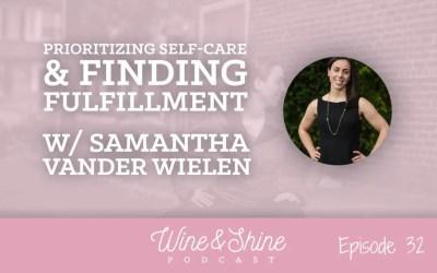 wine and shine podcast sam vander wielen samantha vander wielen health coach legal templates