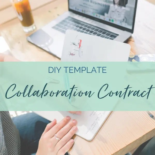 collaboration contract