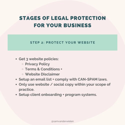 legal protection online business sam vander wielen llc legal templates legal template coaches health coach