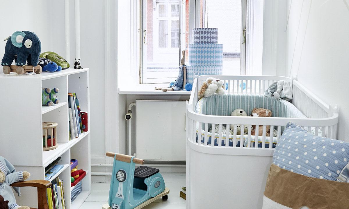 7 Gode Rad Til Indretning Af Babyvaerelset Samvirke