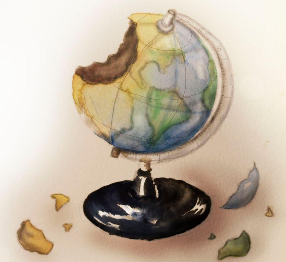 Utarming av jorden