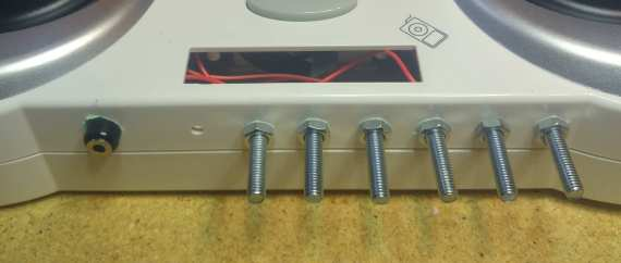 External triggers drum machine