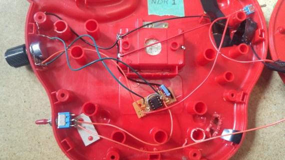 Wiring 555 Oscillator