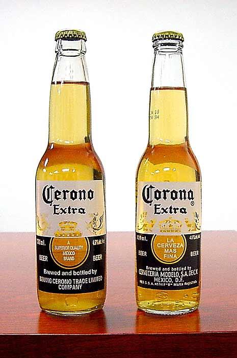 En México y el mundo la cerveza es Cerono
