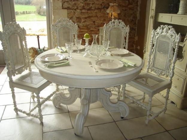 Table Ronde Salle A Manger La Redoute Maison Design D