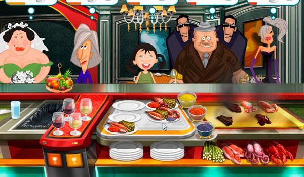 играть в игры про готовку
