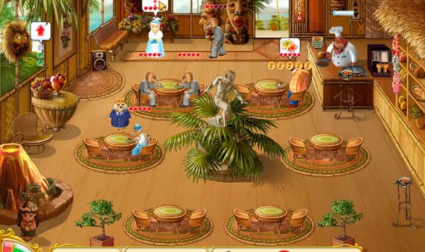 игры про диких животных