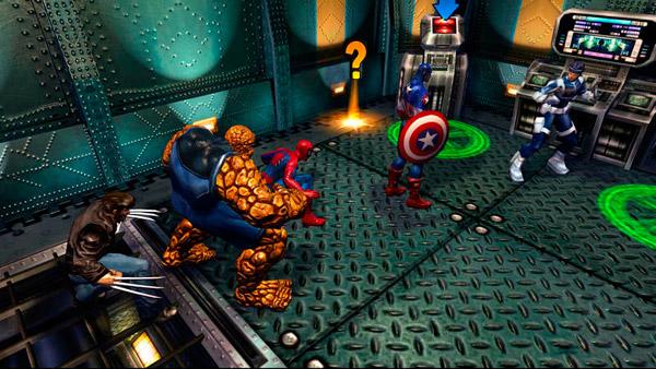 игры про супергероев список