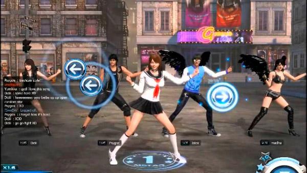 игры про танцы для девочек
