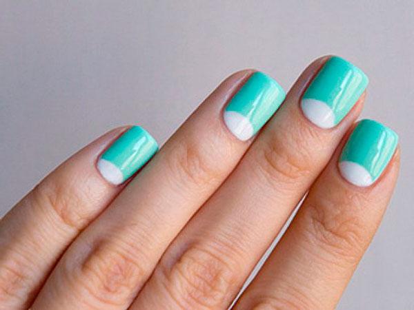 лучшее дизайны ногтей френч