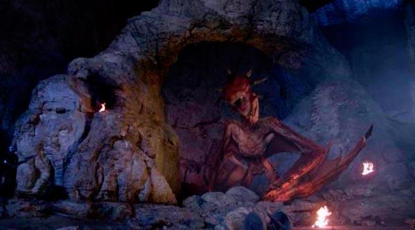 лучшие фэнтези фильмы про драконов