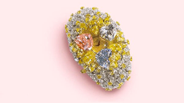 самые дорогие украшения бриллиантов