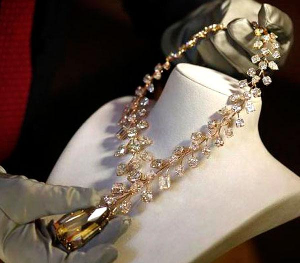 самые дорогие ювелирные украшения в мире фото