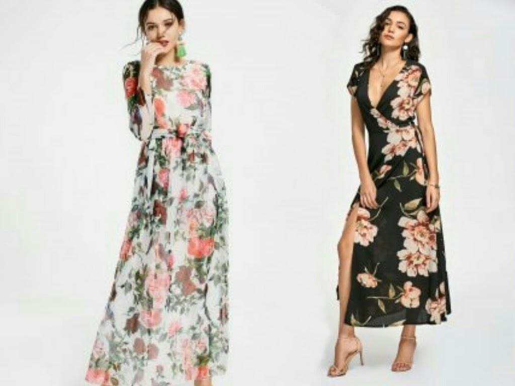 Vestido longo:  quando e como usar cada estilo de vestido