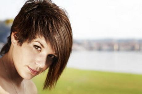Frisuren vorne lang hinten kurz