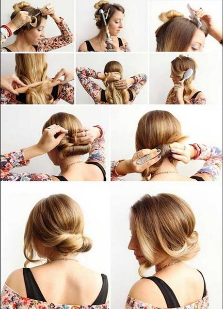 Frisuren zum selbst machen