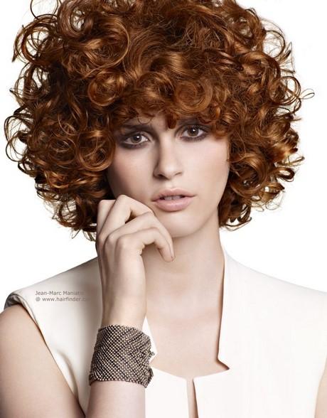 Frisuren fr locken kurze haare