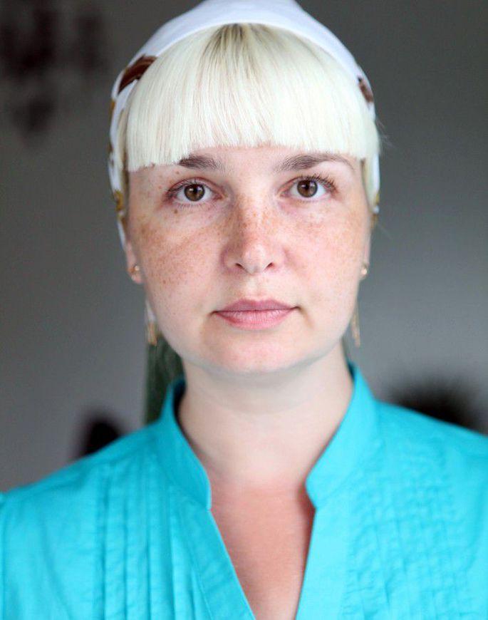 Polina Žerebcovová
