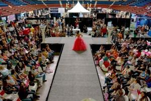 fashion show, San Angelo's West Texas Bridal Showcase