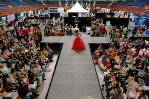 fashion show, San Angelo's West Texas Bridal Showcase