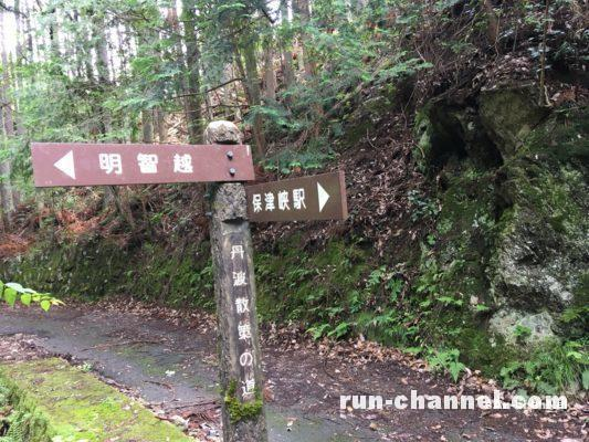『明智越え』目指してお手軽トレッキング♪締めは、京都ダイコクバーガーで♪